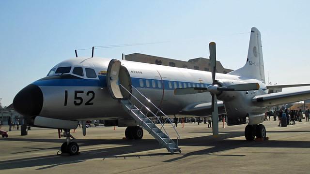 YS-11 52-1152 第3輸送航空隊 第403飛行隊所属機 IMG_0881_2jpg