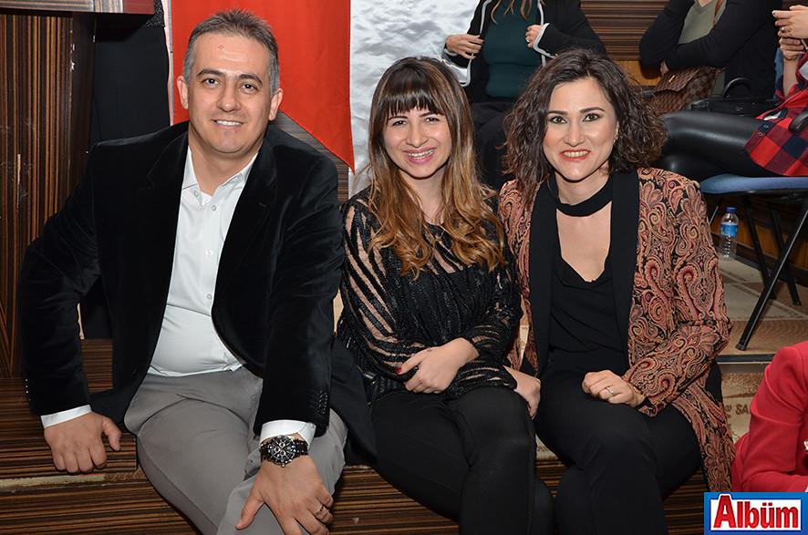 Cihan Baba, Aynur Özcan, Burcu Baba