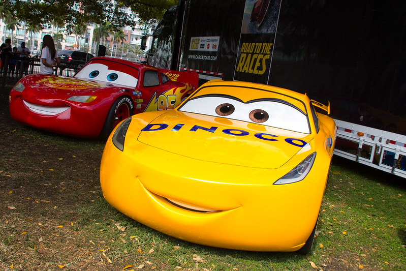 Cars 3 Road Tour