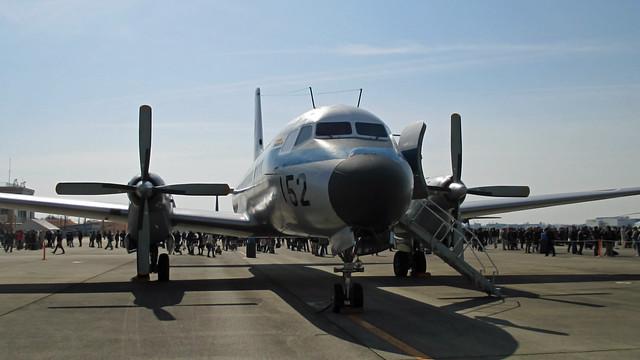 YS-11 52-1152 第3輸送航空隊 第403飛行隊所属機 IMG_0882_2