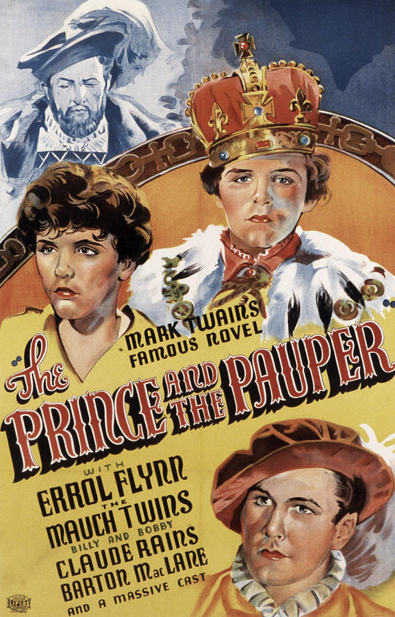 The Prince and The Pauper - 1937 - Poster 3