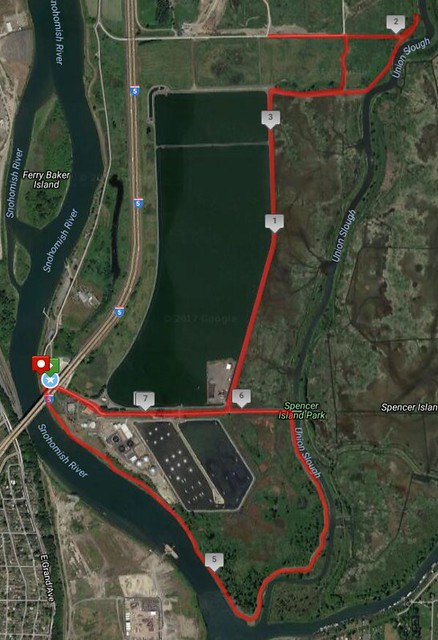 Today's awesome walk, 7.53 miles in 2:26, 16,193 steps