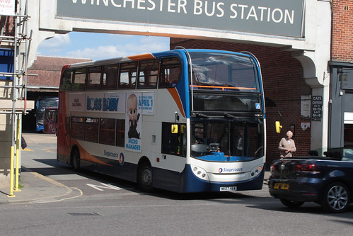 Stagecoach South 19158 NK07HBA