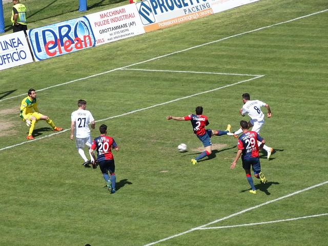 Sambenedettese - Santarcangelo 2-3