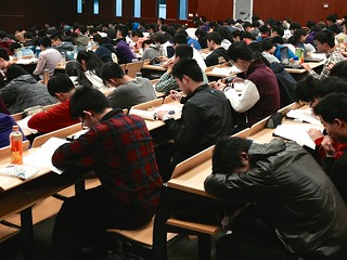 Large lecture college classes | by kevin dooley