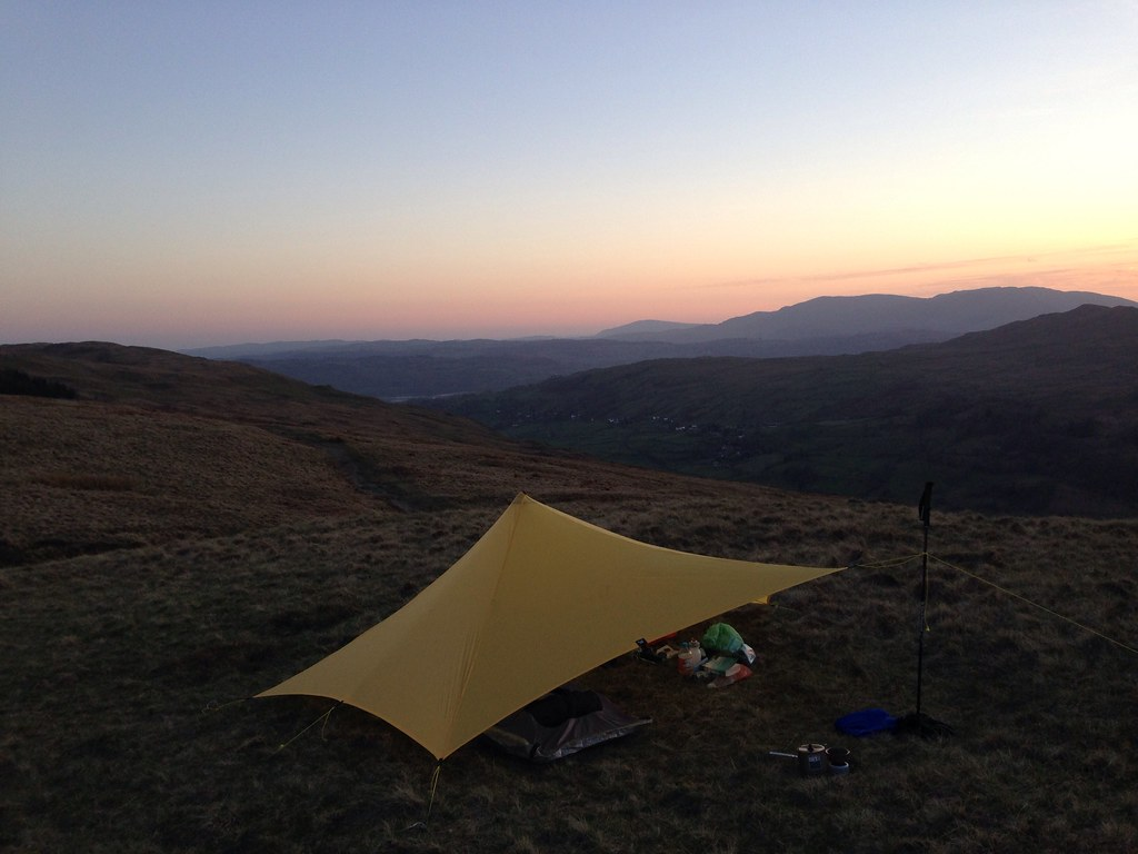 MLD TrailStar in the English Lake District.
