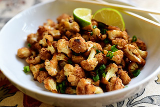 Spicy Cauliflower Stir Fry | by Ree Drummond / The Pioneer Woman