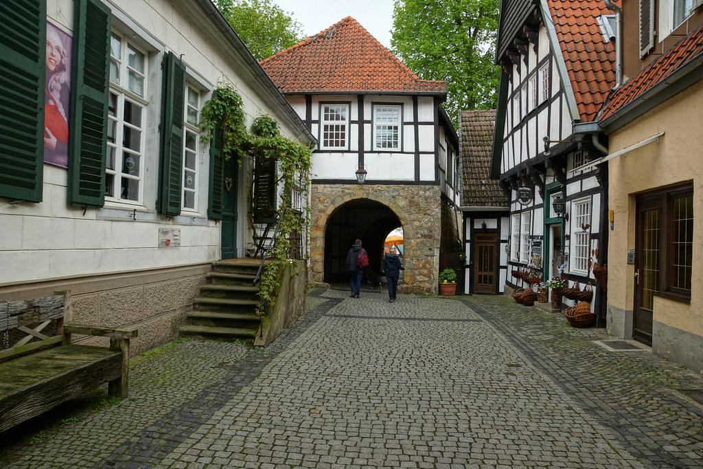 Tecklenburg altstadt ralf flickr for 3d fachwerk