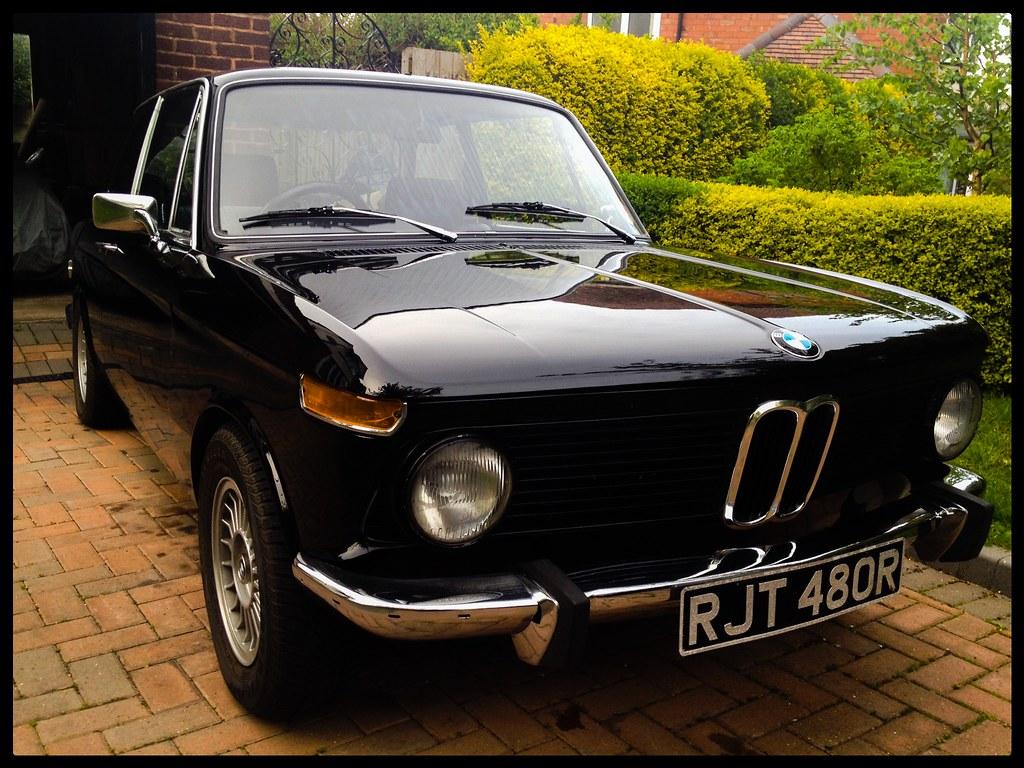 BMW 1502 | by SteelyP BMW 1502 | by SteelyP