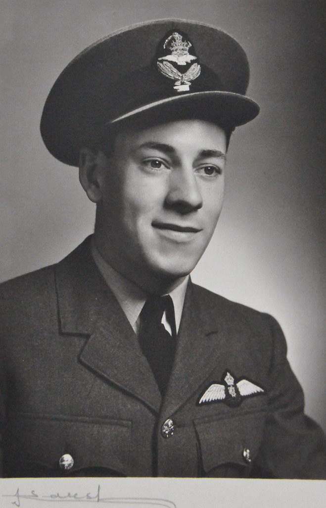 James Bernard Prendergast My Uncle Rcaf Squadron