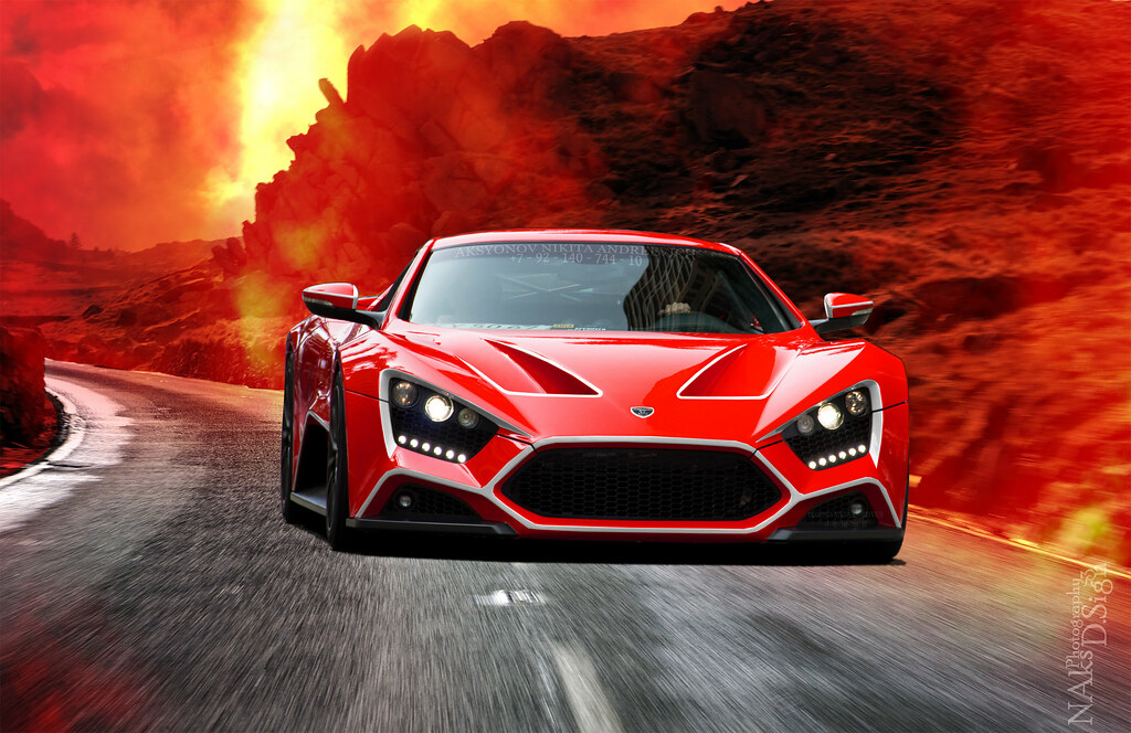 Zenvo St1 Hell Ride Www Flickr Com Photos 87840775 N07