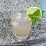 Rhabarber-Ingwer-Limonade