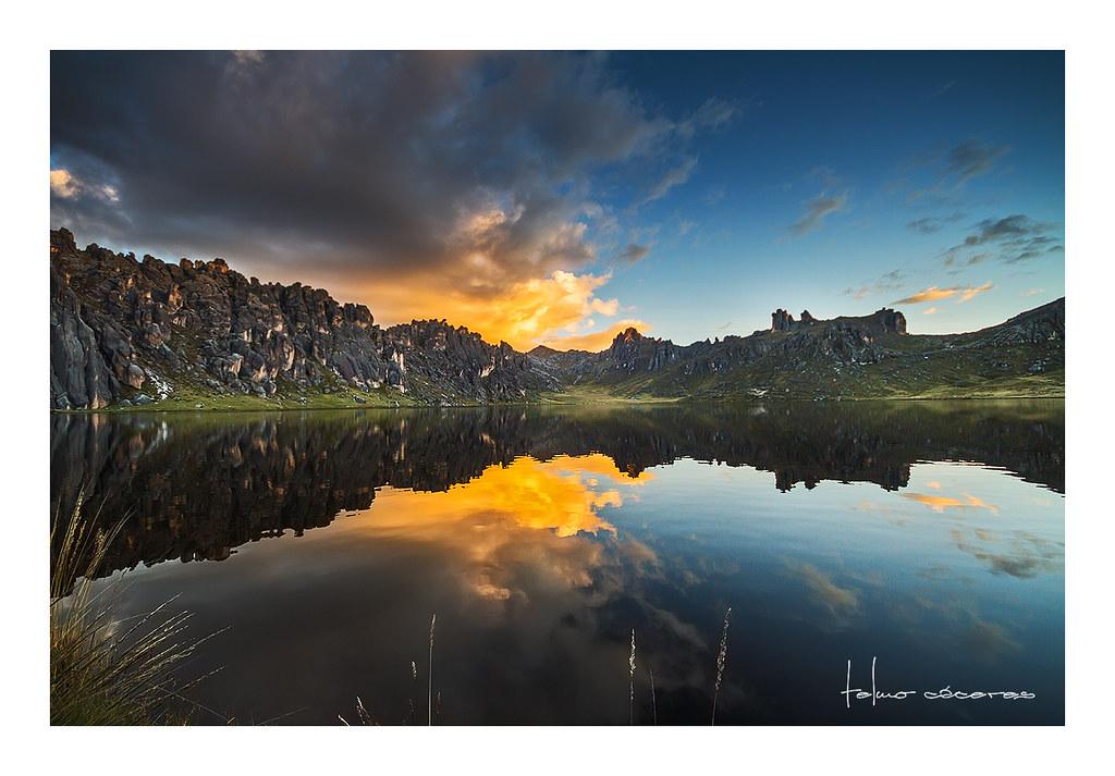 Laguna japurin, Bosque de Piedras de Huayllay, Pasco. | Flickr