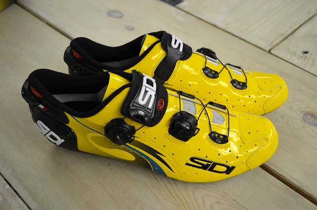 Sidi Wire Shoe Sizing