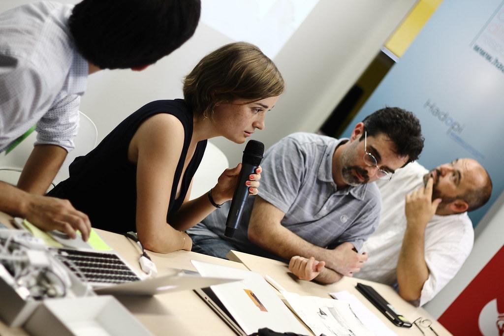 Hackathon BD numérique au Labo de l'édition