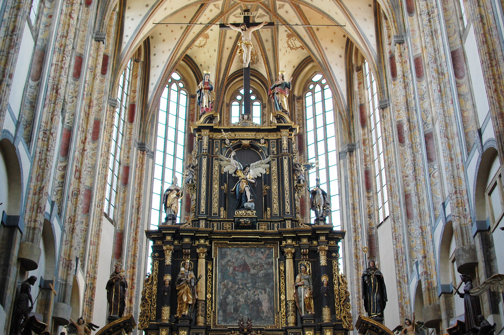 Prague churches travel blogger UK