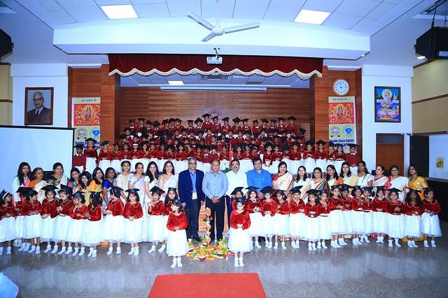 Pre-Primary Graduation day 2017