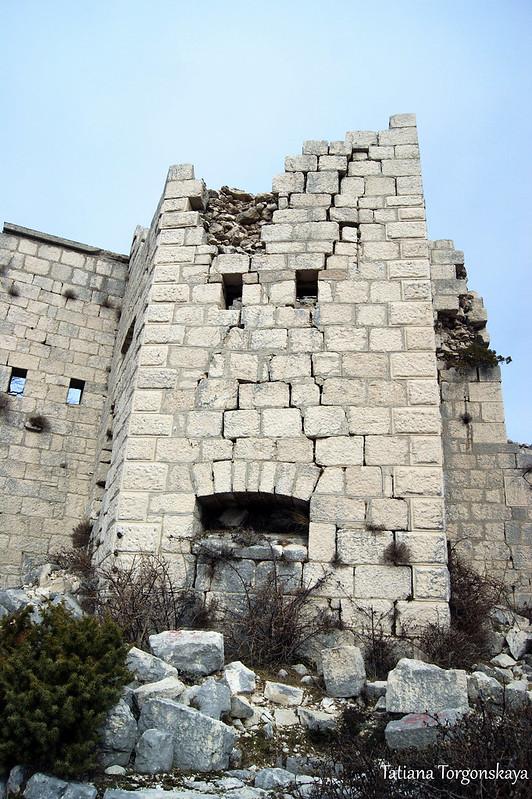 Башня форта