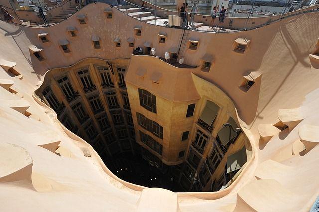 Gaudi en Barcelona 5