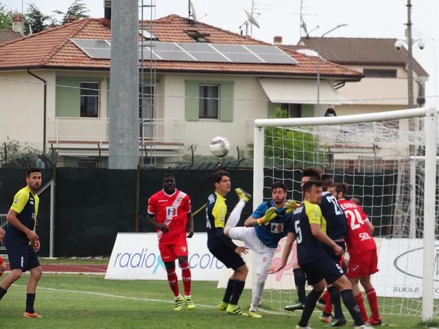 Santarcangelo - Mantova 1-2