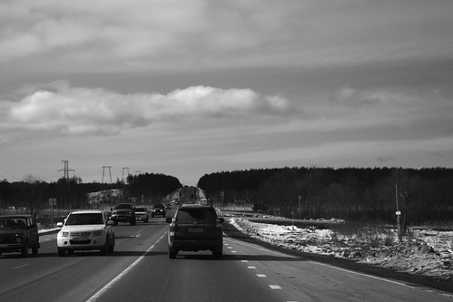 Road between Yuzhno-Sakhalinsk and Korsakov on APR 21, 2017 (1)