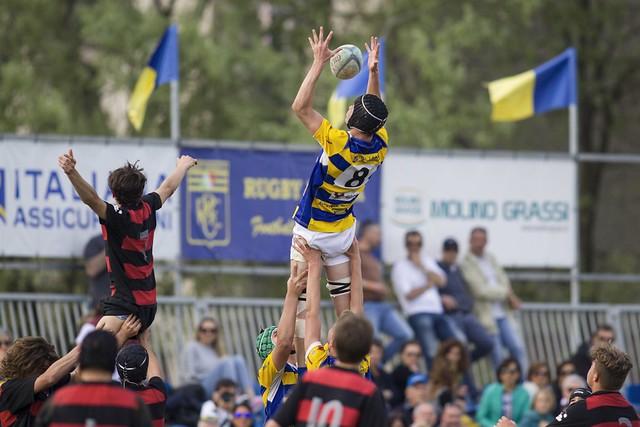 UNDER 16 - Stagione 2016/17 - RPFC vs Reggio (Foto Sorio)