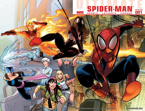 Ultimate Comics Spider-Man v1