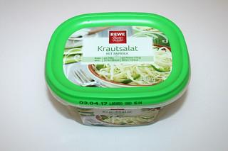 25 - Zutat Krautsalat / Ingredient cole slaw