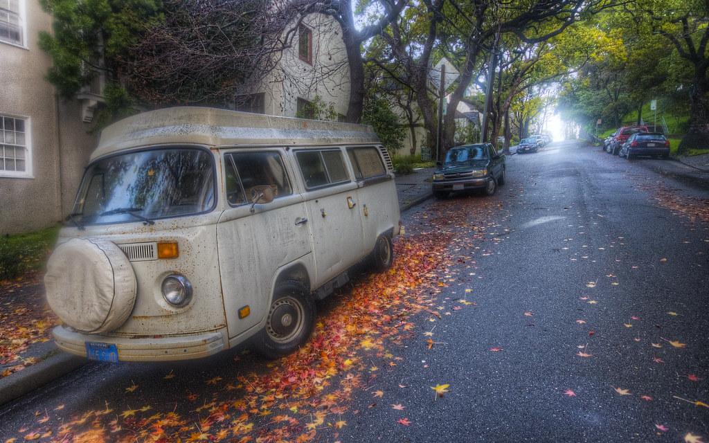 Microbus Foliage
