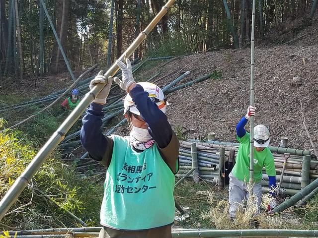 南相馬・小高でボランティア(援人 2017年 0324便)