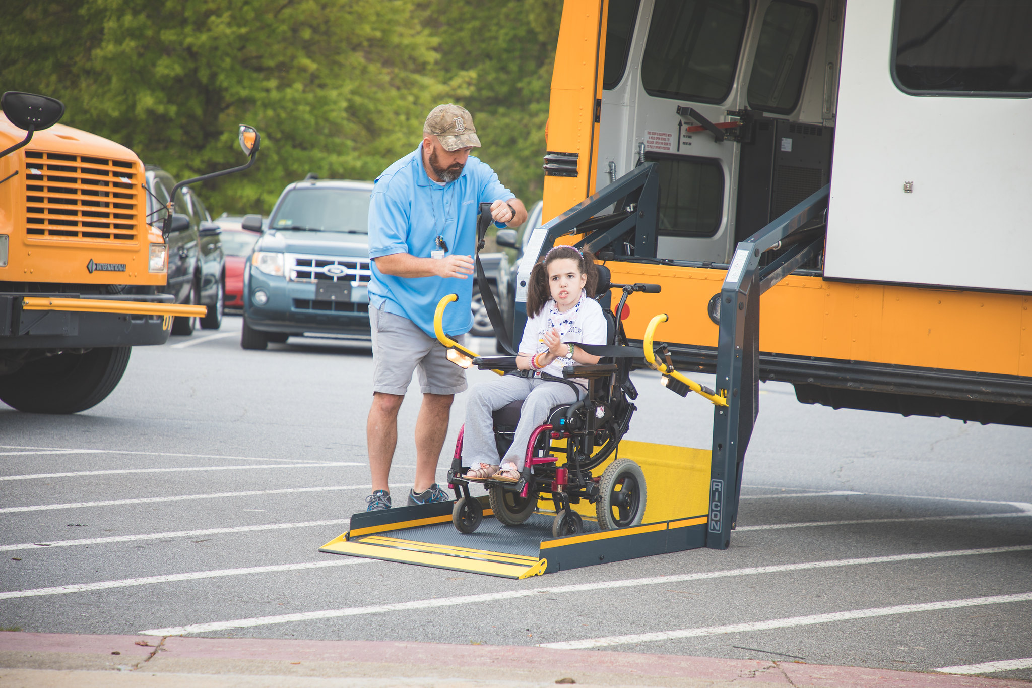 Lutzie 43 - Second Annual Adapted PE Elementary Field Day-1