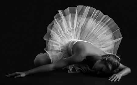 Bailarina morta