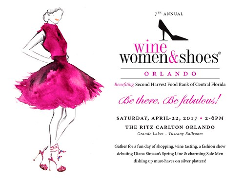 "The Annual ""Wine Women & Shoes"" Event"