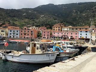 Isola Del Giglio Aprile 2017