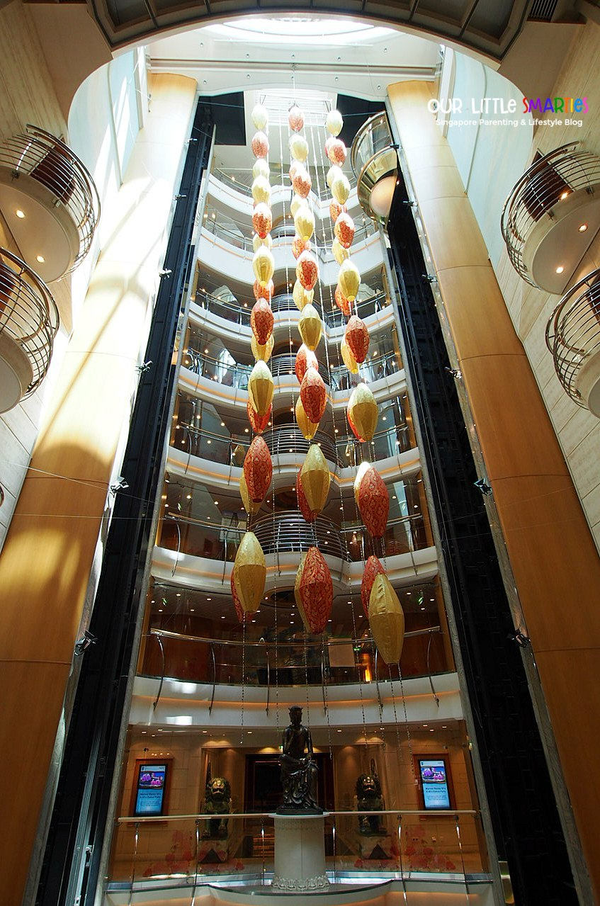Mariner of the Seas Centrum