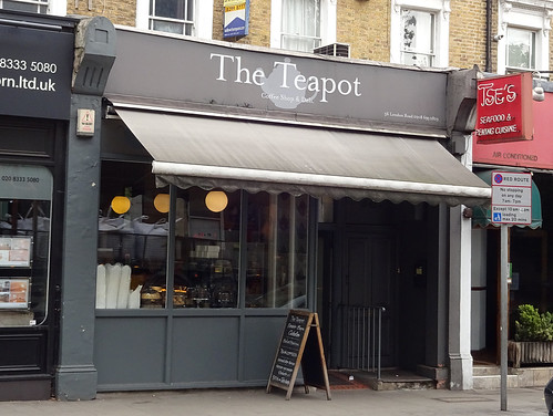 The Teapot, Forest Hill, London SE23