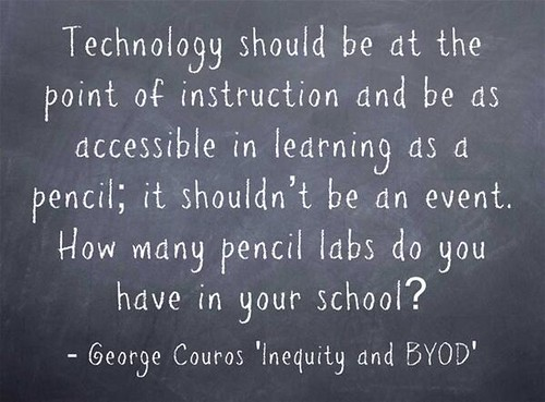 Inequity and BYOD | by mrkrndvs