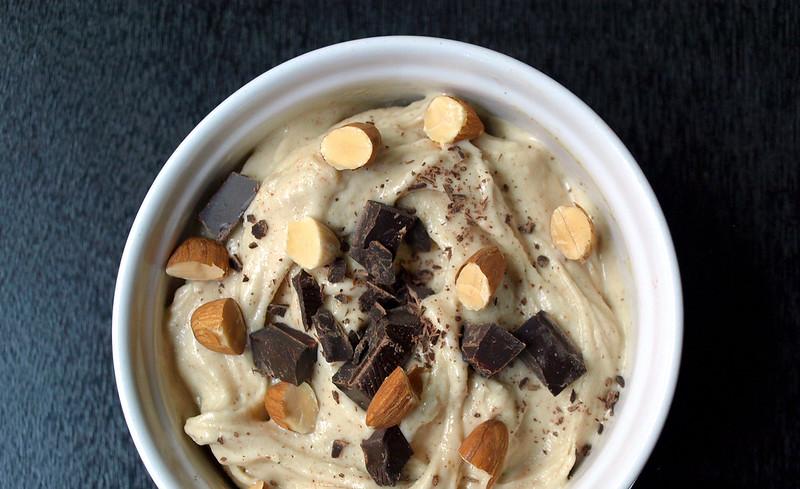 Almond Chunky Monkey Ice Cream