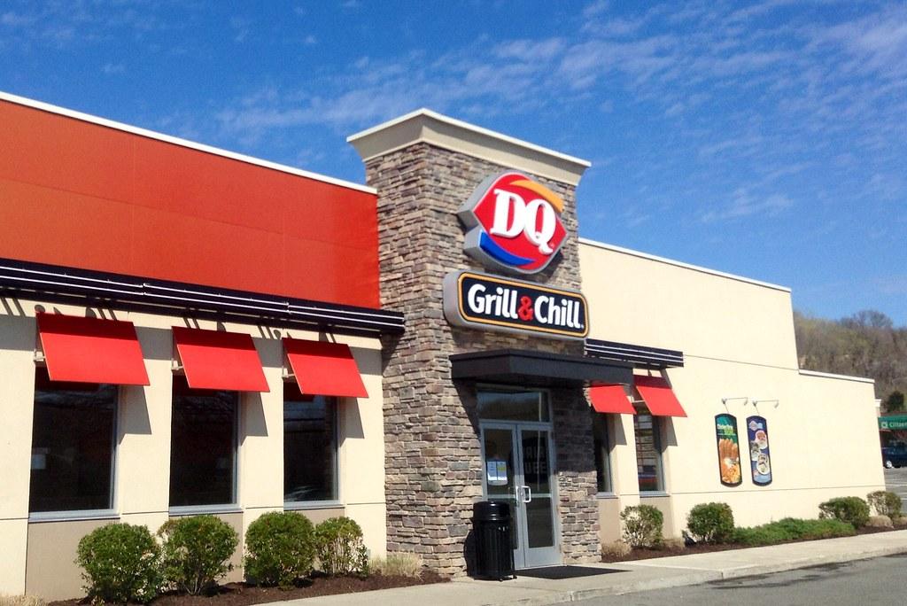 Dq Grill Chill Restaurant Michigan City In