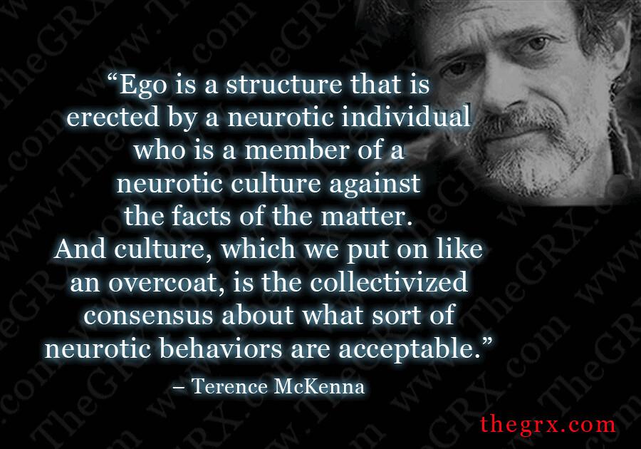 Terence mckenna religion