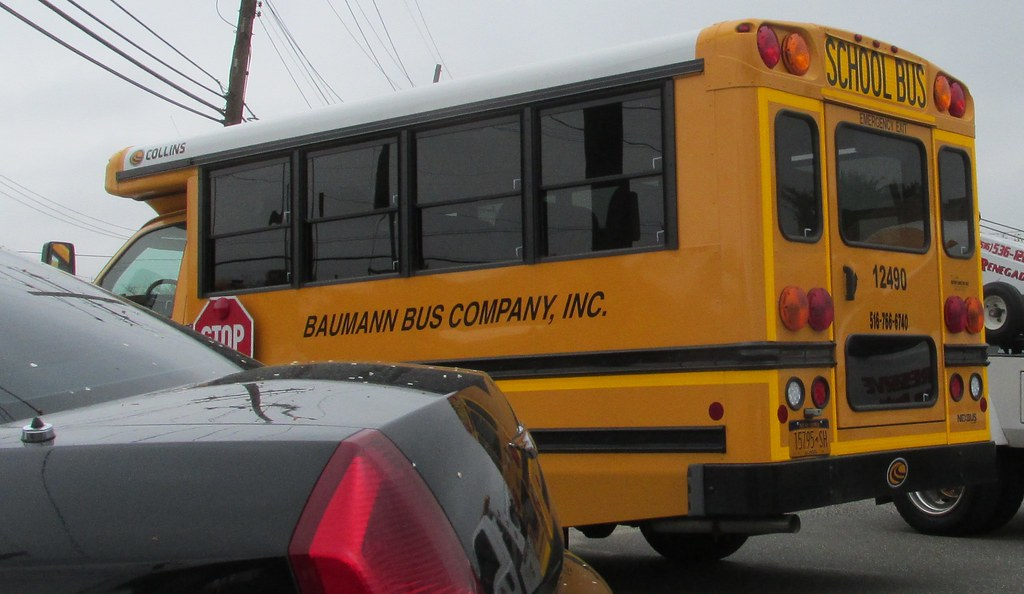 baumann bus company Baumann Bus Company #12490 | ThoseGuys119 | Flickr