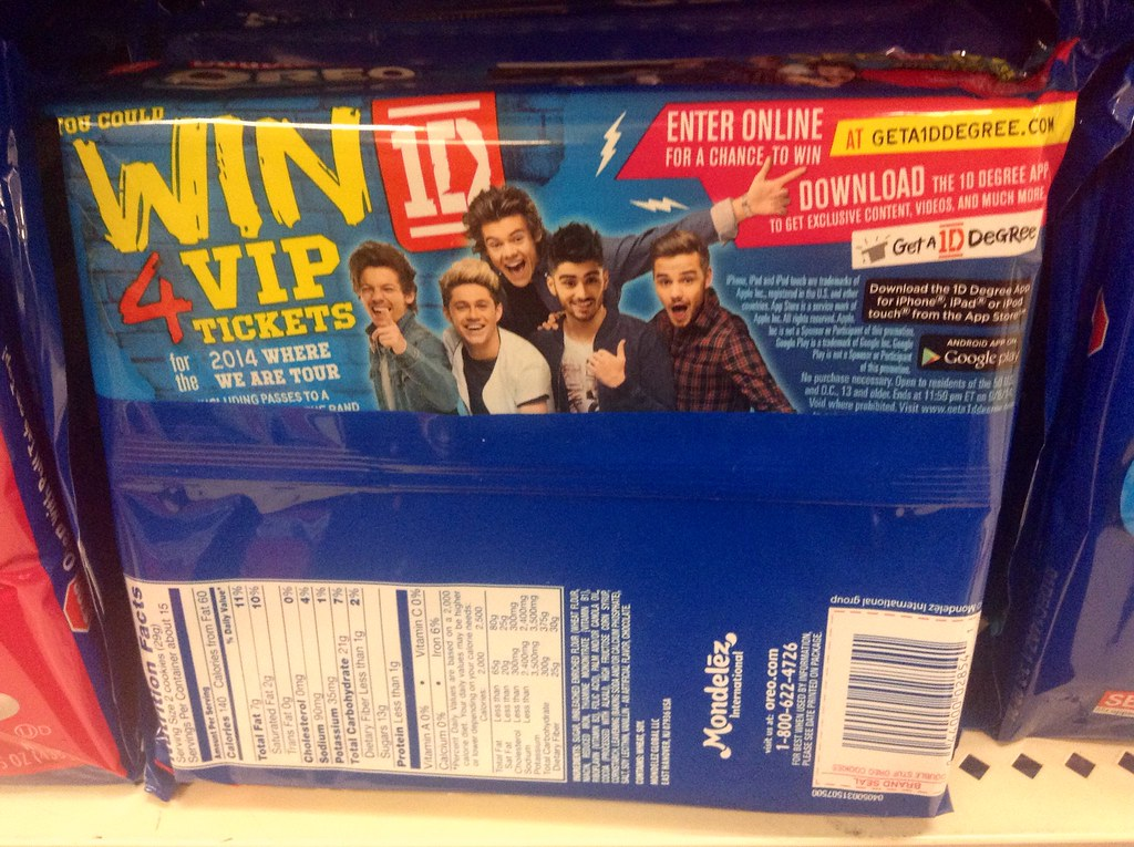 1d vip tickets giveaway sweepstakes