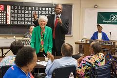 Bloomfield Senior Center Receives Accreditation