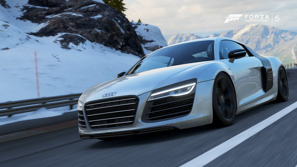 Project Every1 2013 Audi R8 Coupe V10 Plus 5 2 Fsi Quat