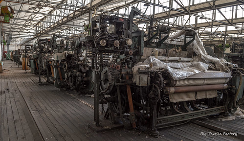 Big Textile Factory | by darkday.