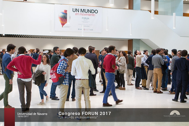 "FORUN 2017 ""Un mundo en movimiento"""