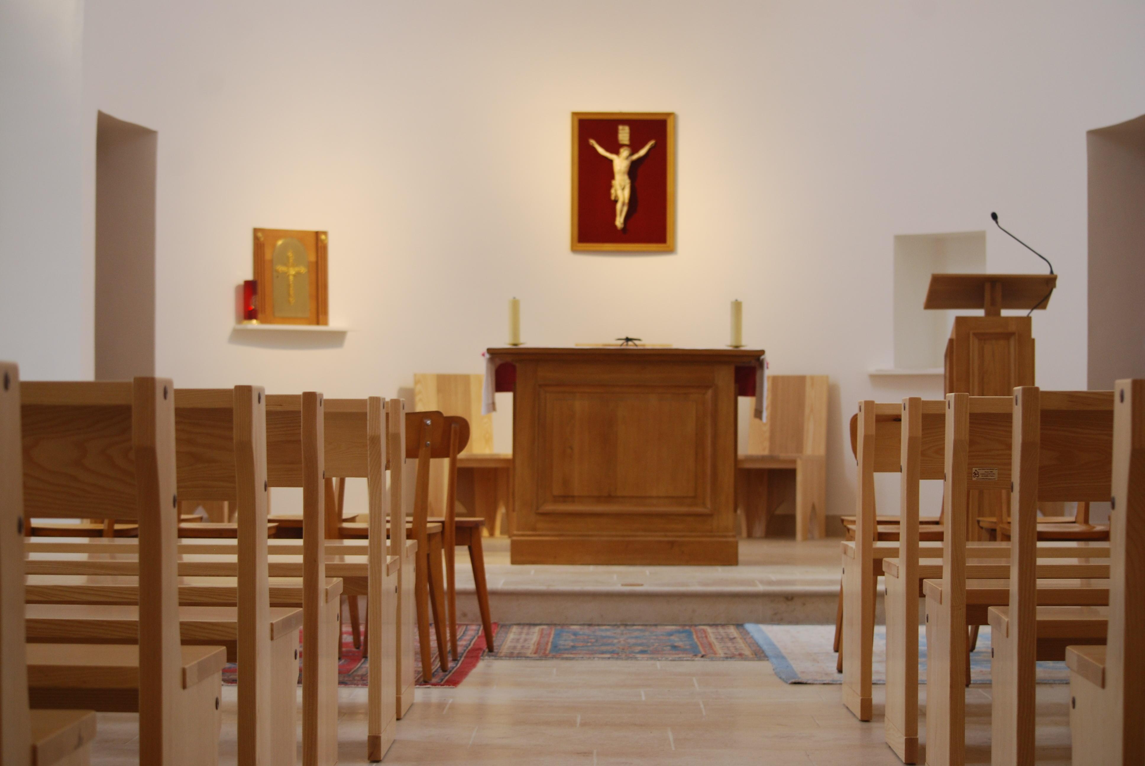 2017 03 23 Bénédiction chapelle rénovée de Chézelles