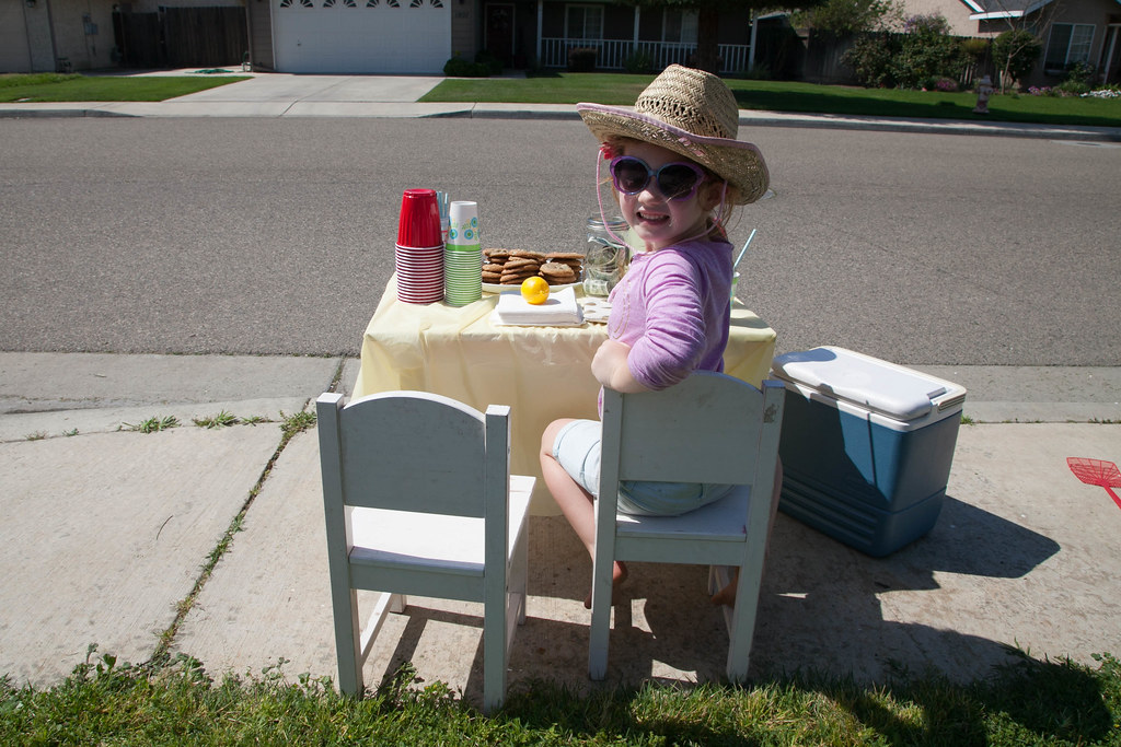 Avery's Lemonade Stand