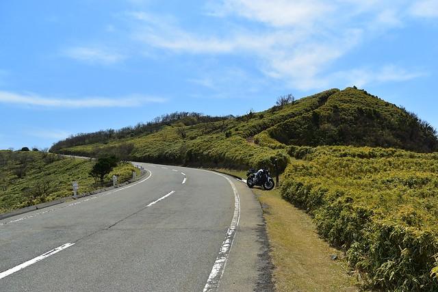 伊豆山稜線歩道ハイキング