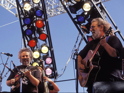 jerry garcia - david grisman